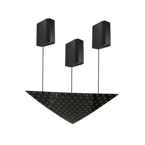 DLB Kinetic winch LED Panel Triangle