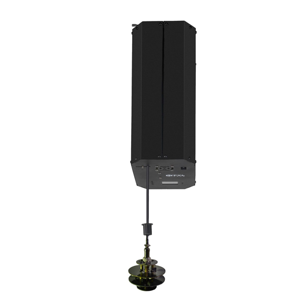 Factory supplied China Rigeba 3D DMX Kinetic Light/ DMX LED Lifting Light/Indoor and Outdoor Winches Kinetic Lift Ball for Decoration