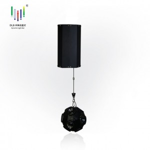 Hot New Products China LED Kinetic Lights Color...
